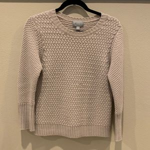 PURE cashmere sweater - US 4